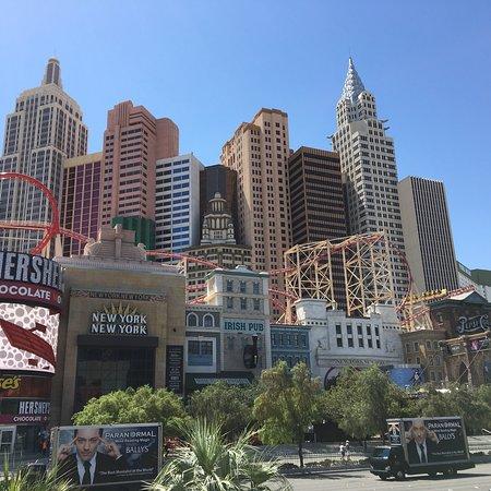 Big Bus Las Vegas Night Tour ภาพถ่าย