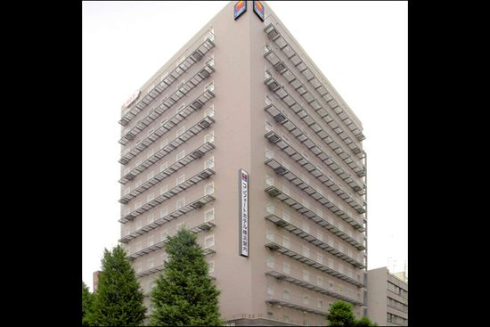 โรงแรมคอมฟอร์ทโยโกฮามา คันไน