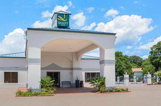 Carthage, TX: Quality Inn in Cathage, TX