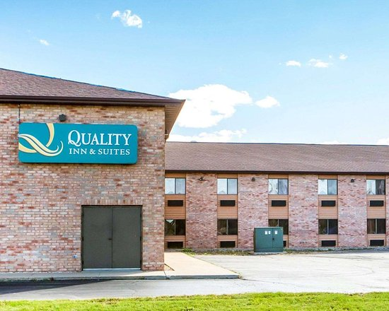 Quality Inn & Suites hotel in Kimberly, WI