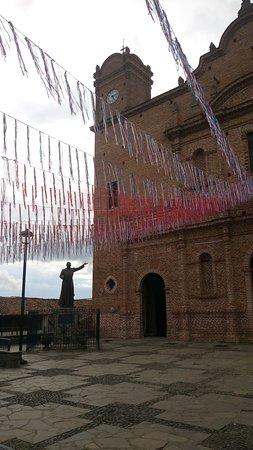 Tapalpa, México: Fachade