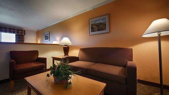 Sunnyside, واشنطن: Guest Room