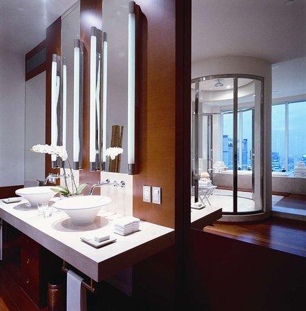 Grand Hyatt Sao Paulo: Bathroom