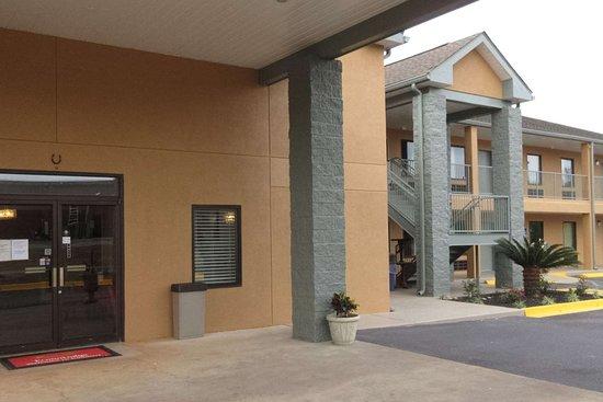 Cuthbert, Geórgia: Hotel exterior