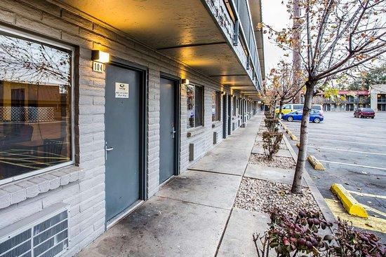 Hotel Econo Lodge Downtown Salt Lake City