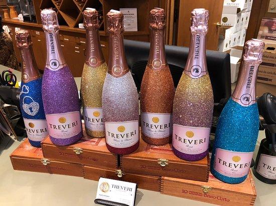 Treveri: Special bottles
