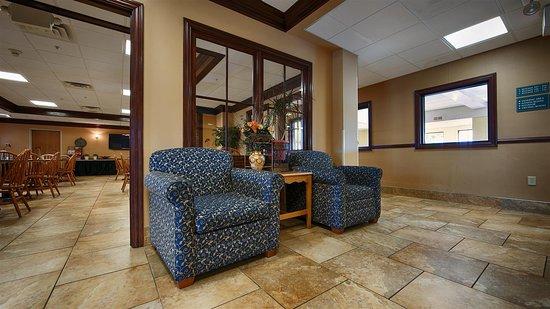 Best Western Mason Inn: Lobby