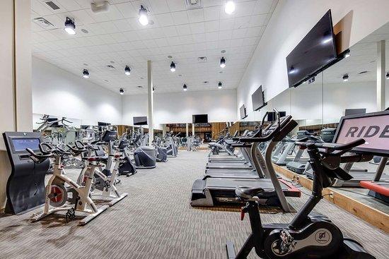 Southbury, Коннектикут: Riverwalk Athletic Club