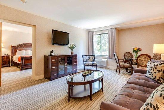 Southbury, Коннектикут: Executive Guest Suite