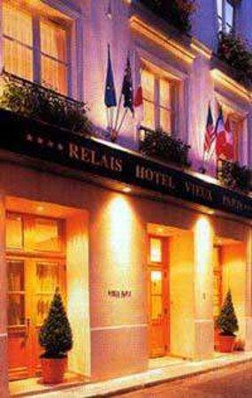 Relais Hotel du Vieux Paris: Exterior view
