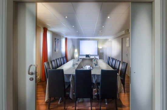 Ergue-Gaberic, France: Meeting room