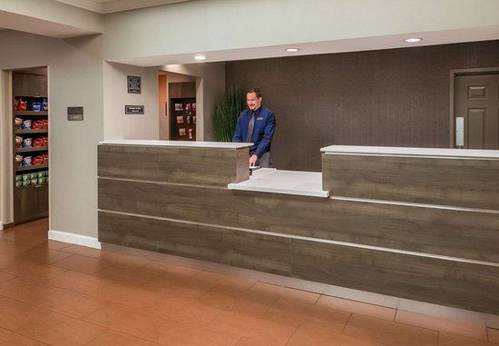 Residence Inn Chattanooga Downtown: Lobby