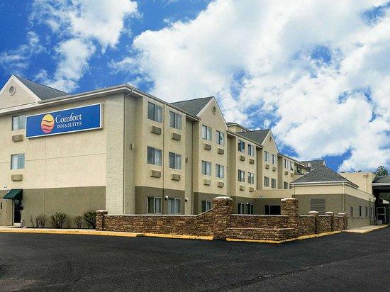 comfort inn suites crystal inn sportsplex 63 1 1 5. Black Bedroom Furniture Sets. Home Design Ideas