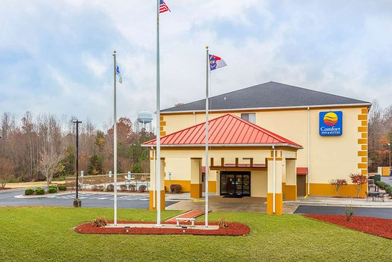 Comfort Inn & Suites: Comfort Inn and Suites hotel in Mocksville, NC