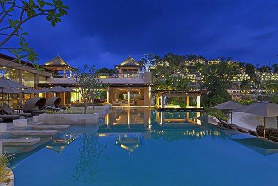 the westin siray bay resort spa phuket phuket town. Black Bedroom Furniture Sets. Home Design Ideas