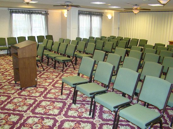Hampton Inn Ukiah: Meeting Room