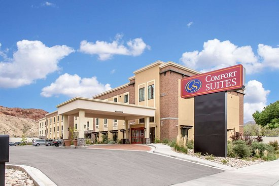 Comfort Suites Moab near Arches National Park, Hotels in Canyonlands Nationalpark