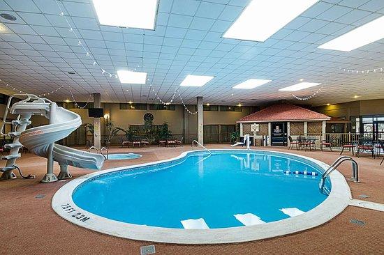 Picture Of Clarion Inn Garden City, Indoor Swimming Pool Garden City Ks