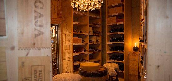 Hotel Bergwelt: Restaurant