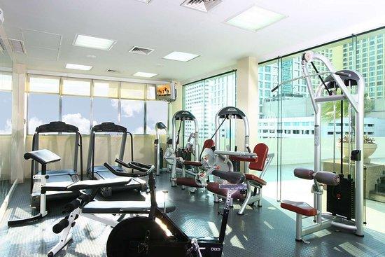 Pan Pacific Manila: VIP Gym
