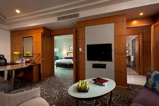 Pan Pacific Manila: Pacific King Suite