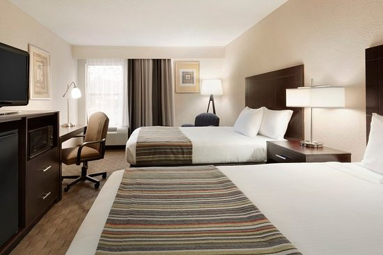Country Inn & Suites by Radisson, Fayetteville-Fort Bragg, NC: Guest room