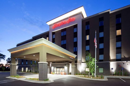 Hampton Inn Minneapolis Roseville