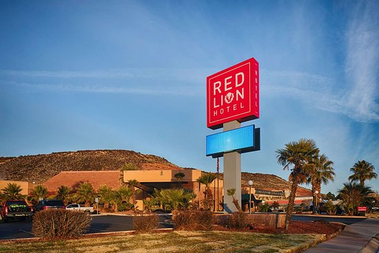 red lion hotel conference center st george 55 9 4 updated rh tripadvisor com red lion st george utah reviews red lion st george