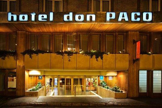 Jacuzzi Exterior Sevilla.Exelente Jacuzzi Y Vista A Sevilla Opiniones Del Hotel
