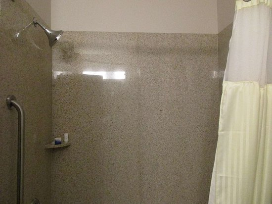 Denver City, TX: Guest Bathroom Shower