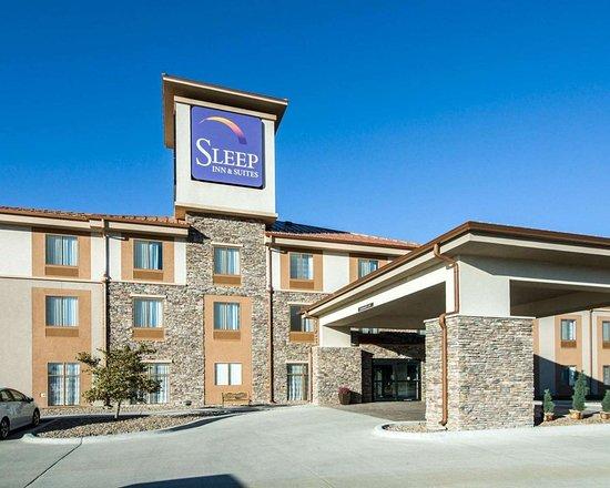 Norton, Канзас: Hotel exterior
