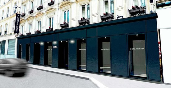 9HOTEL REPUBLIQUE