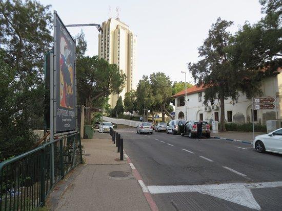 Distrikt Haifa, Israel: Dan Panorama Hotel