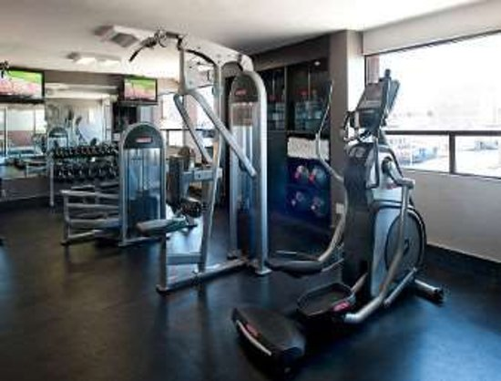 Prince George, Canada: Fitness Center