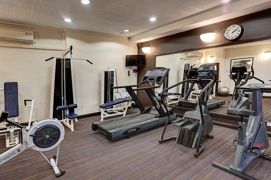 Sindlesham, UK: Fitness Center