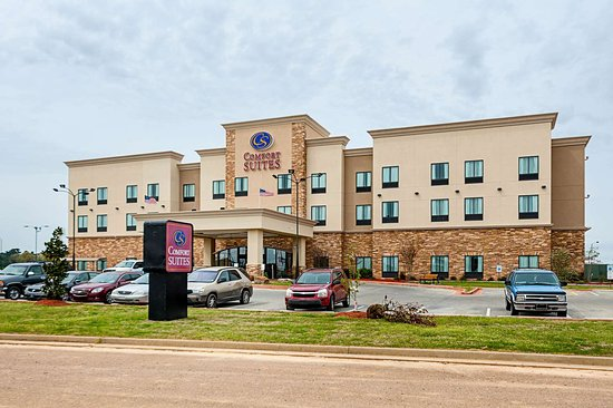 Comfort Suites Batesville: Hotel near popular attractions