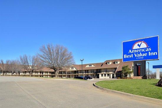 Americas Best Value Inn Edmond Oklahoma City North 60 7 0 Updated 2018 Prices Hotel Reviews Tripadvisor