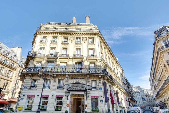 5 Stars Review Of Normandy Hotel Paris France Tripadvisor