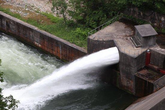 Tase Dam