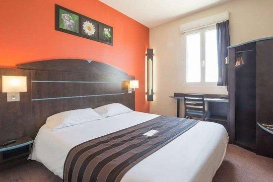 Castelculier, France: Guest room