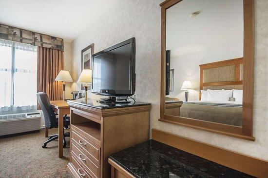 كومفورت إن آند سويتس: Guest room with added amenities