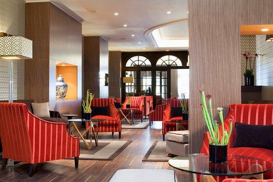 Etoile St Honore Salon Md Picture Of Hotel Etoile Saint
