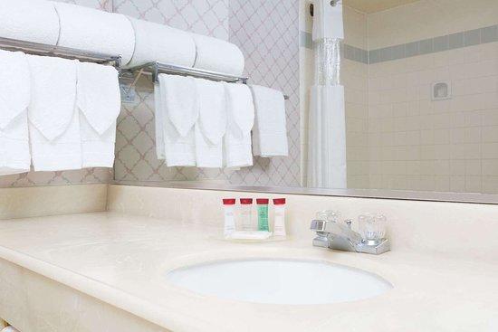 Ramada by Wyndham Hawthorne/Lax: Bathroom