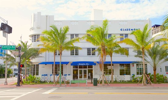 Hampton Inn Miami South Beach 17th Street Updated 2018 Hotel Reviews Price Comparison Fl Tripadvisor