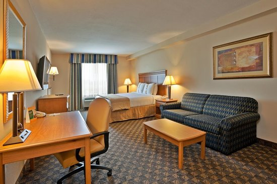 Holiday Inn Hotel & Conference Center: Guest room