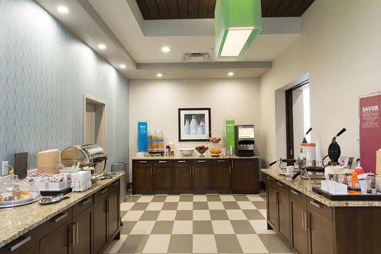 Hampton Inn by Hilton Lloydminster: Restaurant