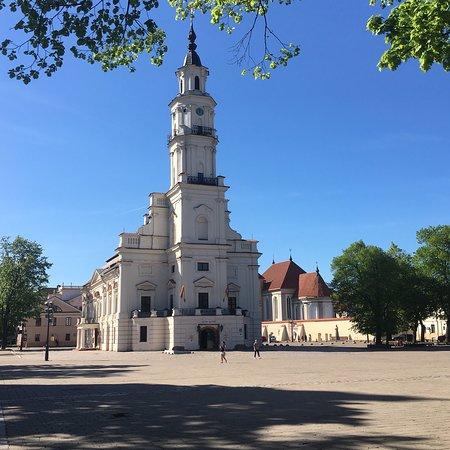 Фотография Старый город Каунас