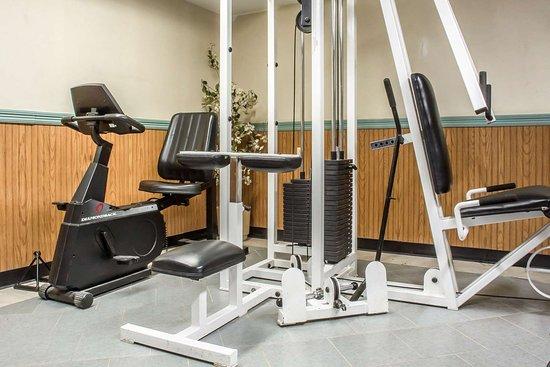 كواليتي إن روما: Fitness center