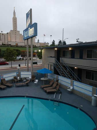 Good Nite Inn West Los Angeles Picture