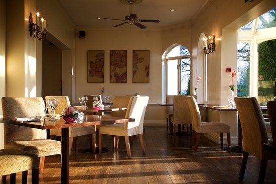 Hallmark Hotel Wrexham Llyndir Hall near Chester: Restaurant